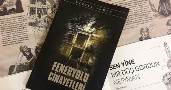 Dedektif Romanı Gencoy Sümer Feneryolu Cinayetleri