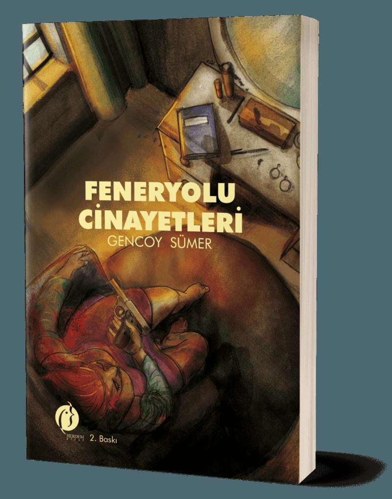 Dedektif Romanı Feneryolu Cinayetleri1